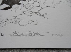 Frazetta signature
